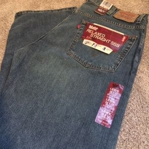 Men's Levi's 559 Relaxed Straight Jean